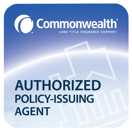 Authorized Commonwealth Land Title Insurance Company